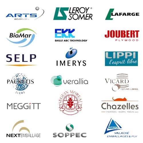Logos industrie local Pascale Sabathier Consultants